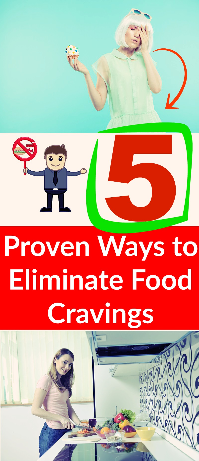 Eliminate Food Cravings