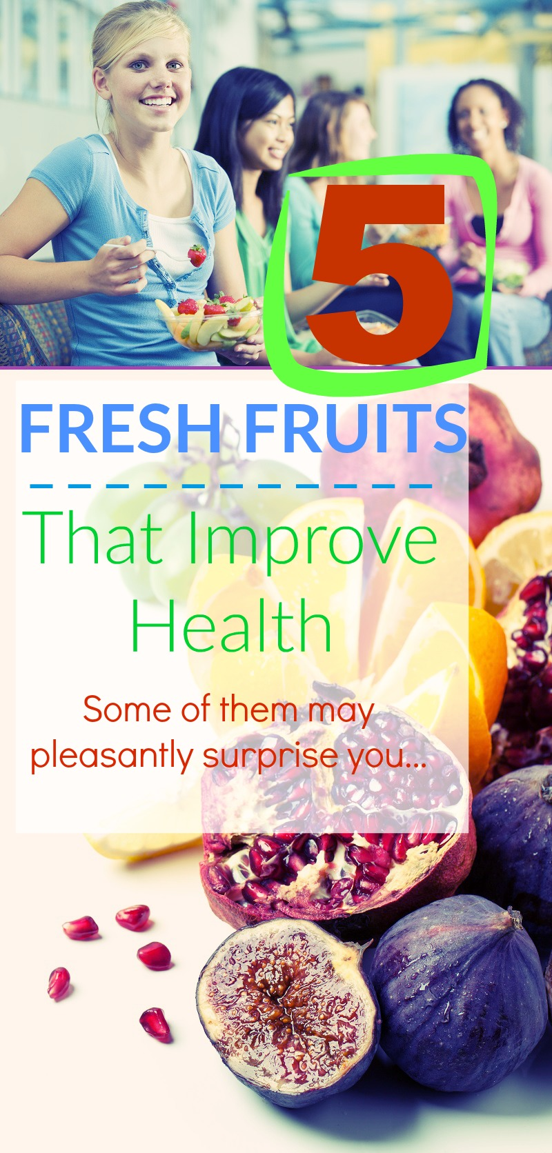 Fruits That Improve Health