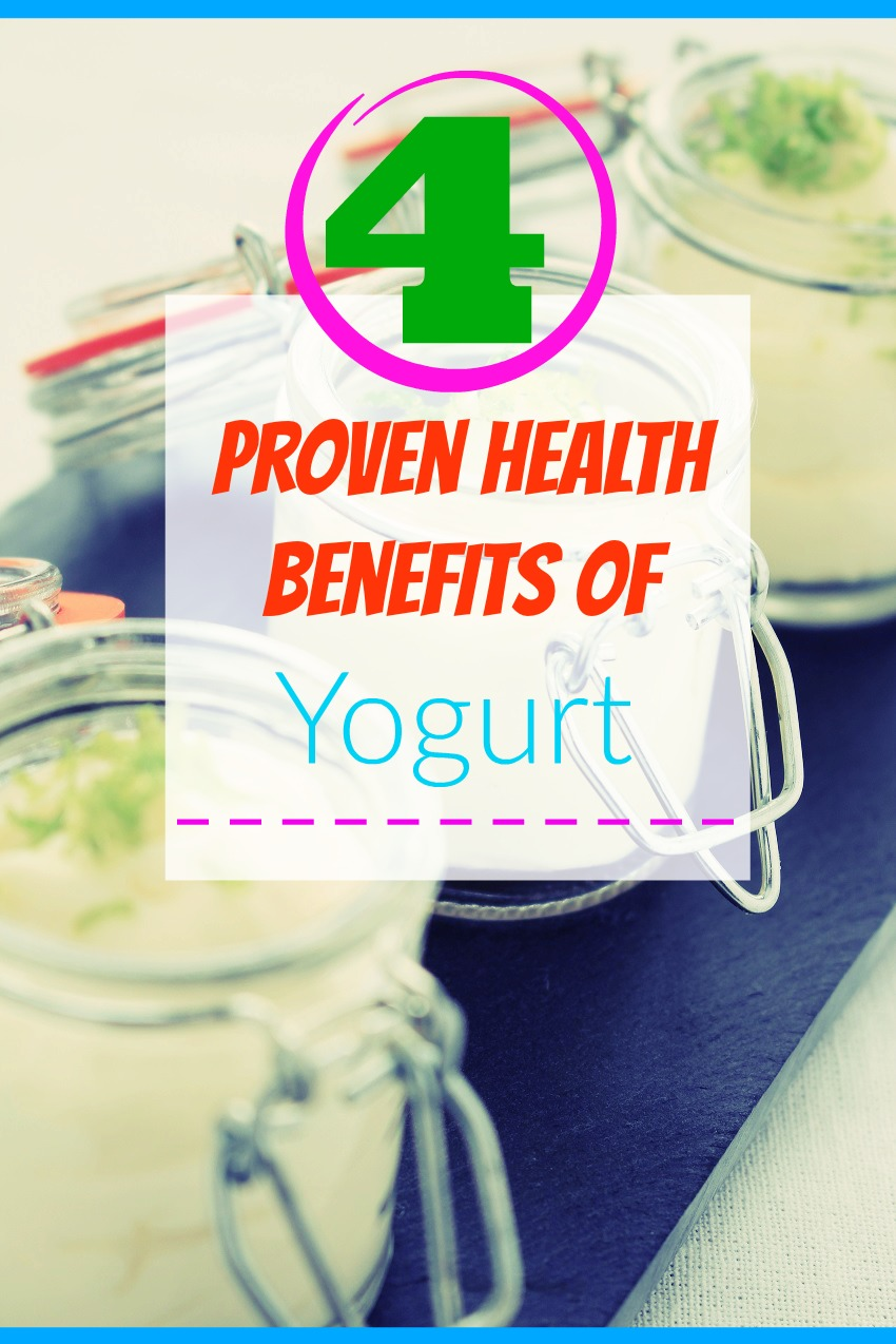 4 Proven Yogurt Benefits For Health