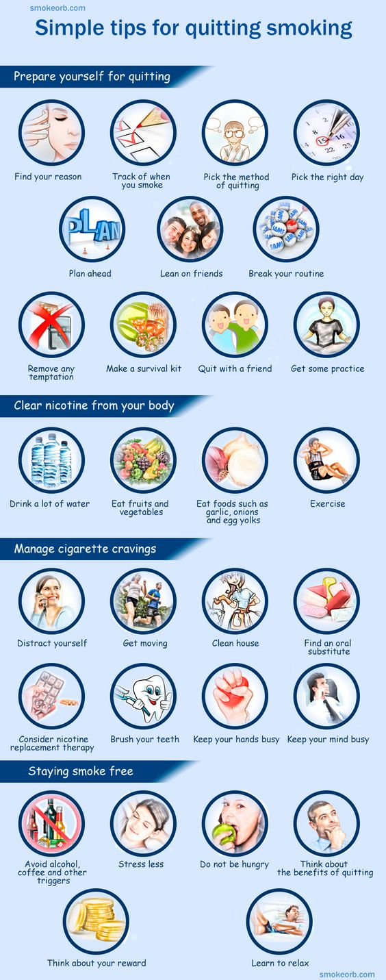 Simple Quit Smoking Tips