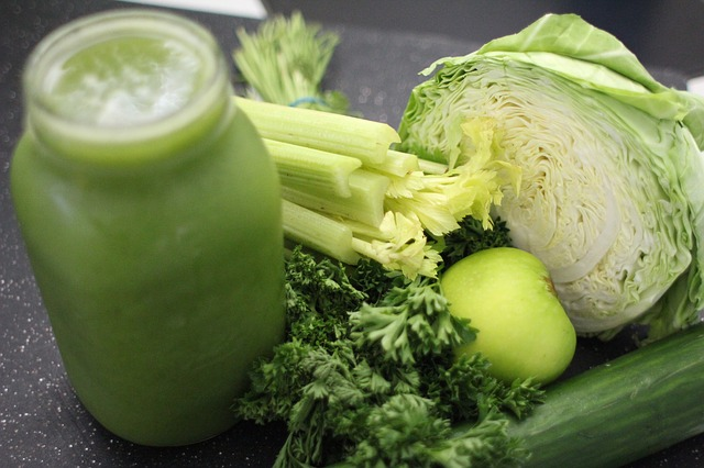 celery juice health benefits
