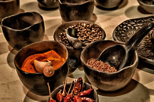 herbs spices health benefits