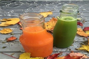 Spicy Twist juice recipe