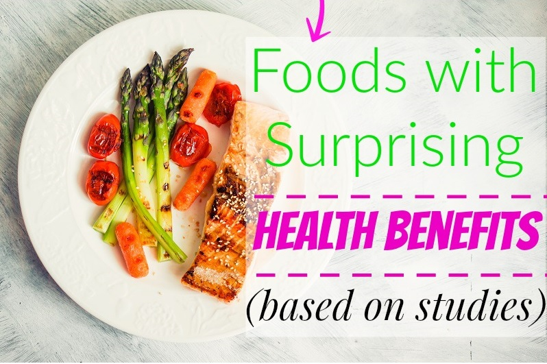 foods with best benefits for health