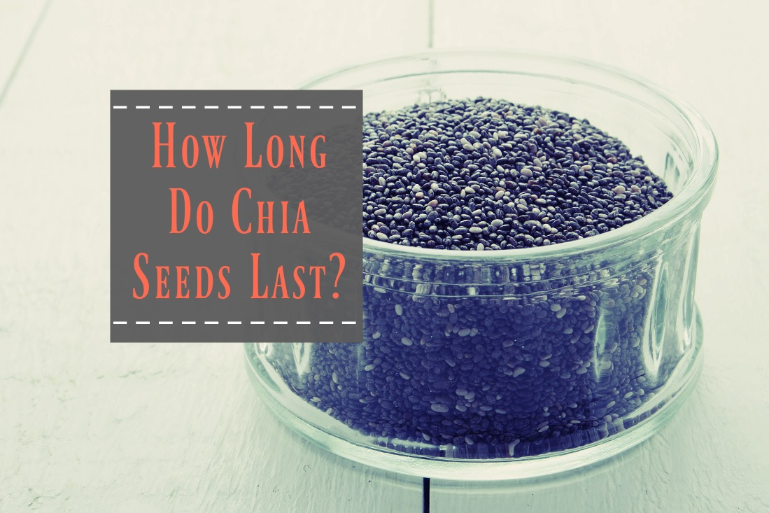 How Long Do Chia Seeds Last