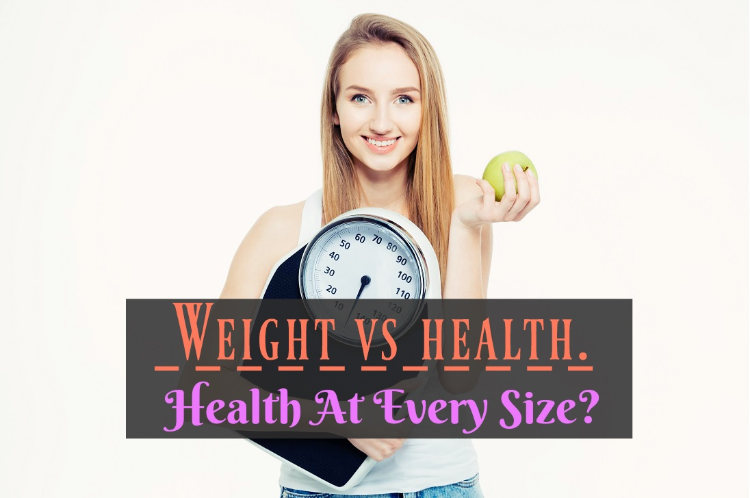 Weight vs health