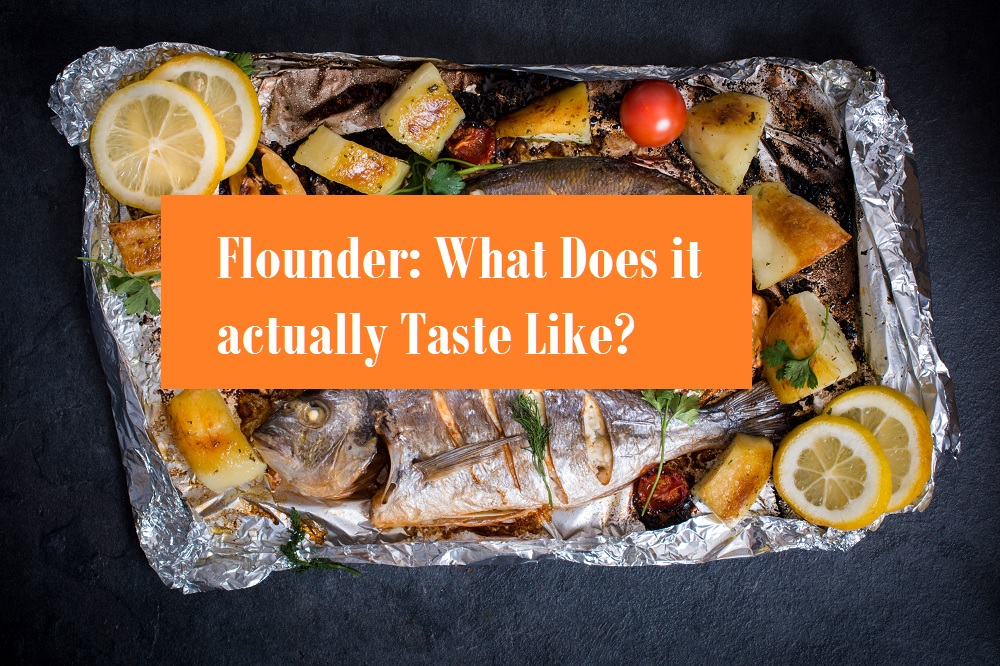 Flounder: What Does it actually Taste Like? - The Healthy Apron