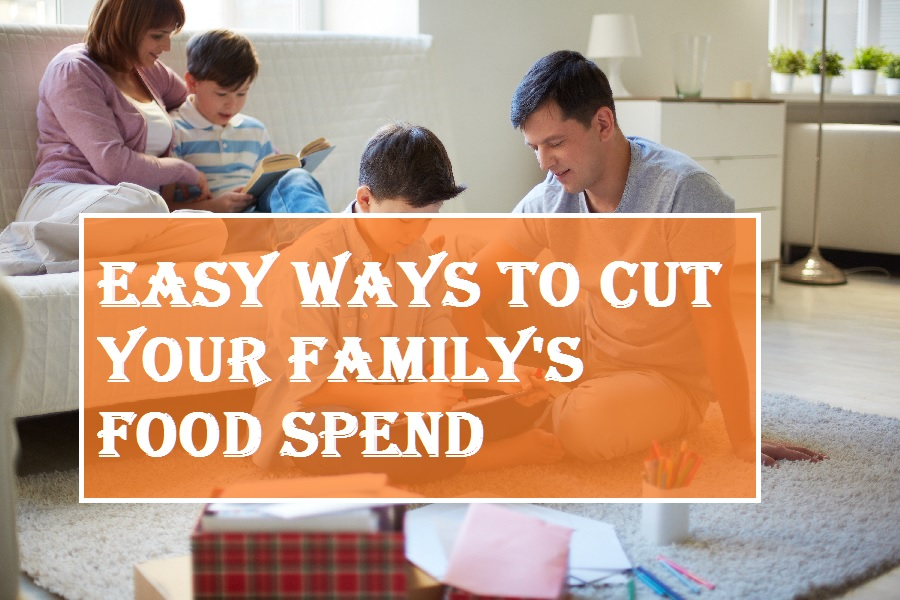 Cut Your Food Spend